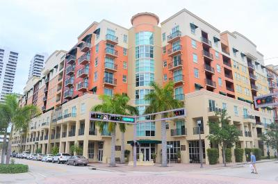 West Palm Beach Rental For Rent: 600 S Dixie Highway #153