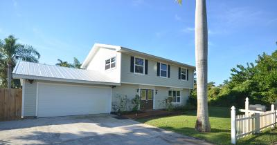 West Palm Beach Single Family Home For Sale: 3160 Karl Road