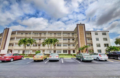 Boca Raton Condo For Sale: 1037 Guildford C #1037
