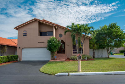 Miami Single Family Home Contingent: 6709 SW 104th Court