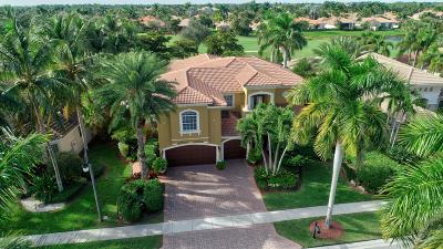 Delray Beach Single Family Home For Sale: 16313 Mira Vista Lane