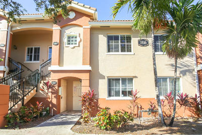 West Palm Beach Condo For Auction: 3516 Briar Bay Boulevard #103