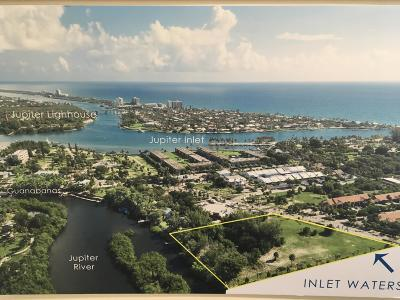 Jupiter Townhouse For Sale: 526 Inlet Waters Circle