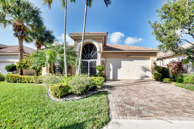 Boynton Beach Single Family Home For Sale: 12637 Via Ravenna