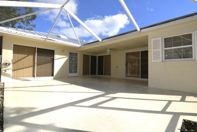 Palm City Single Family Home For Sale: 1825 SW Waterfall Boulevard