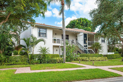 Boynton Beach Condo For Sale: 37 Bristol Lane #B