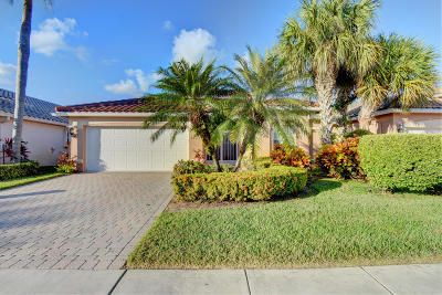Boynton Beach Single Family Home For Sale: 7623 Viniste Drive