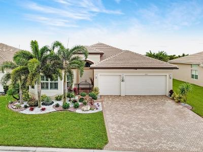 Boynton Beach Single Family Home For Sale: 8190 Alpine Ridge Road
