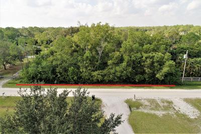 Jupiter Residential Lots & Land For Sale: Vacant Lot 0 128th Trail #(Actuall