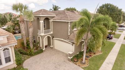 Lake Worth Single Family Home For Sale: 4061 Plumbago Place