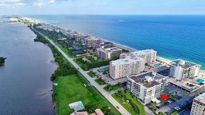 Palm Beach Condo For Sale: 3460 S Ocean Boulevard #1160