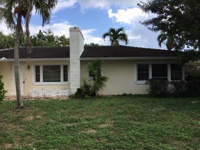 Jupiter Single Family Home For Sale: 182 Beacon Lane