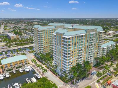 Boynton Beach Rental For Rent: 700 E Boynton Beach Boulevard #808
