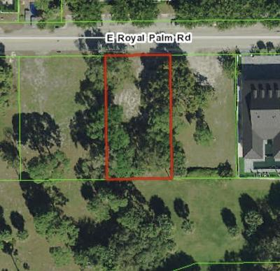 Boca Raton Residential Lots & Land For Sale: 450 E Royal Palm Road