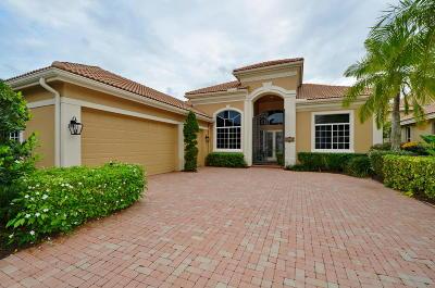 Delray Beach Single Family Home For Sale: 6772 Casa Grande Way