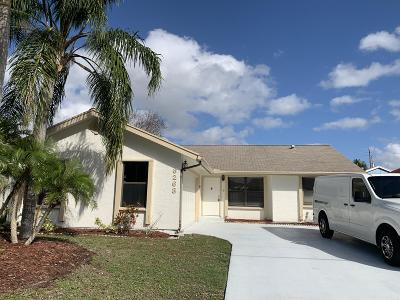 Jupiter Single Family Home For Sale: 6263 Robinson Street