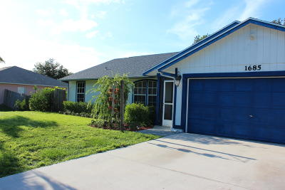 Port Saint Lucie FL Single Family Home Sold: $184,000