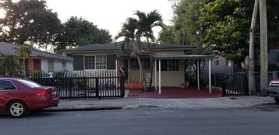 Miami Single Family Home For Sale: 5250 NW 24th Avenue