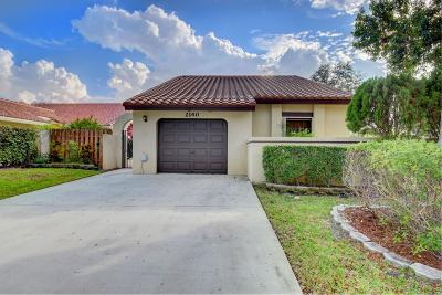 Delray Beach Single Family Home For Sale: 2140 NW 17th Street