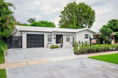 Boca Raton Single Family Home For Sale: 208 SW 12th Avenue
