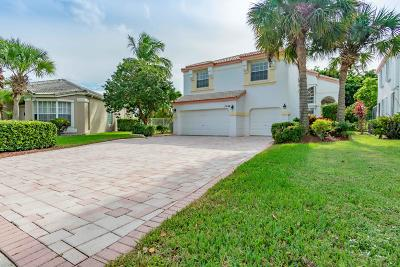 Lake Worth Single Family Home For Sale: 7546 Sally Lyn Lane