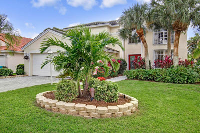 Jupiter Single Family Home For Sale: 177 Jones Creek Drive