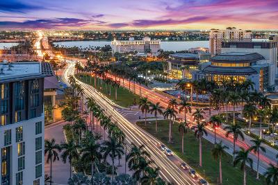 West Palm Beach Condo For Sale: 550 Okeechobee Boulevard #1811
