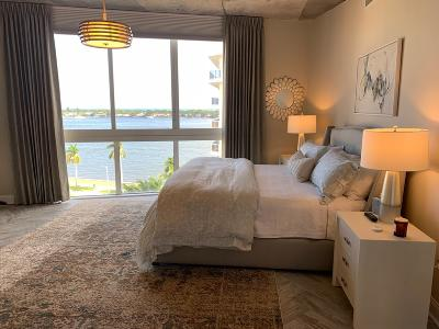 West Palm Beach Rental For Rent: 1617 Flagler Drive #902