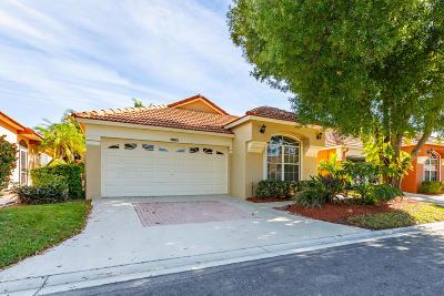 Palm Beach Gardens Single Family Home For Sale: 2092 Bonisle Circle