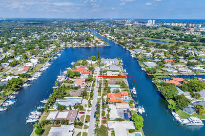 North Palm Beach Residential Lots & Land For Sale: 752 Waterway Drive