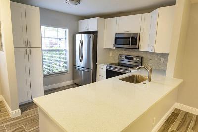 Lake Worth Single Family Home Contingent: 516 Holyoke Lane