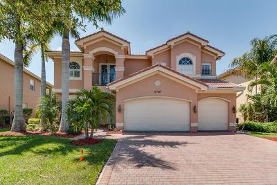 Boynton Beach Single Family Home For Sale: 11069 Misty Ridge Way