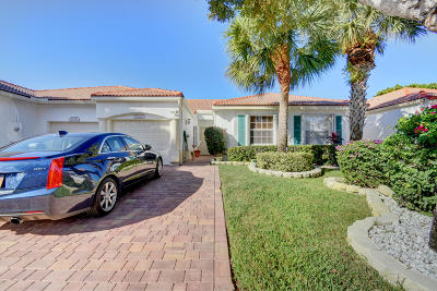 Delray Beach Single Family Home For Sale: 15245 Ixora Road