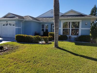 St Lucie County Single Family Home For Sale: 6731 Alemendra