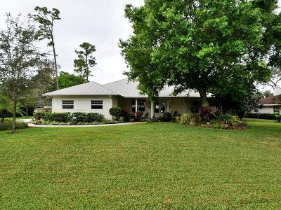 St Lucie County Single Family Home For Sale: 2205 Grand Oak Avenue