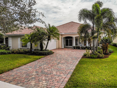 Palm Beach Gardens Single Family Home For Sale: 8860 Oldham Way