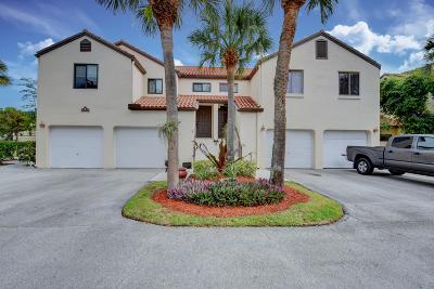 Boynton Beach Condo For Sale: 7 Via De Casas Sur #201