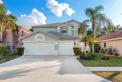Boynton Beach Single Family Home For Sale: 3656 Hudson Lane