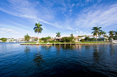 Palm Beach County Residential Lots & Land Contingent: 4410 Tranquility Drive
