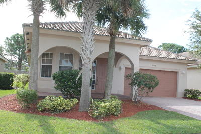 Port Saint Lucie FL Rental For Rent: $1,800