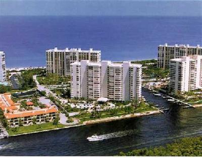 Palm Beach County Condo For Sale: 4101 Ocean Boulevard #D 1606
