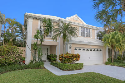Palm Beach Gardens Single Family Home For Sale: 12 Blenheim Court
