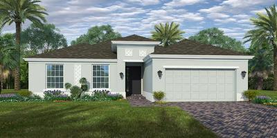 St Lucie County Single Family Home For Sale: 602 SW Jeanne Avenue