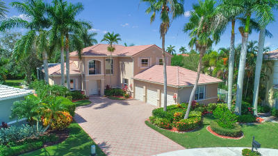 Boca Raton Single Family Home For Sale: 18604 Ocean Mist Drive
