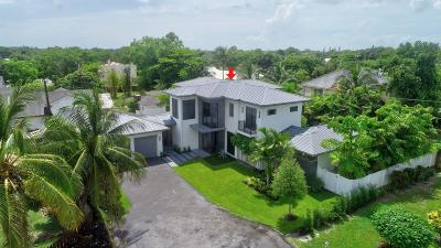 Delray Beach Single Family Home For Sale: 21 NW 17th Court