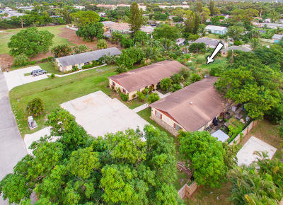 Lake Worth Multi Family Home For Sale: 4208 42nd Avenue S