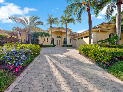 Palm Beach Gardens Single Family Home For Sale: 23 Somerset Drive