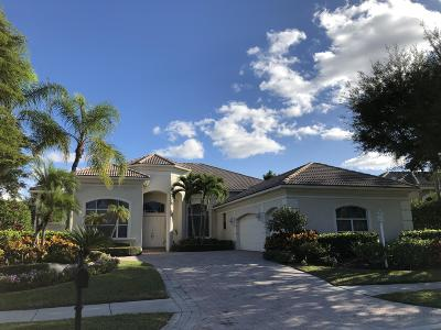 Palm Beach Gardens Single Family Home For Sale: 28 Somerset Drive