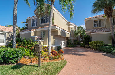 Boca Raton Single Family Home For Sale: 17538 Tiffany Trace Drive