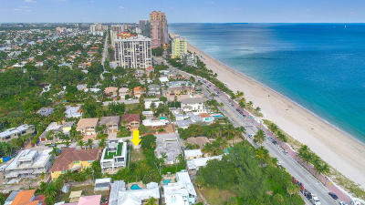 Fort Lauderdale FL Residential Lots & Land For Sale: $1,000,000